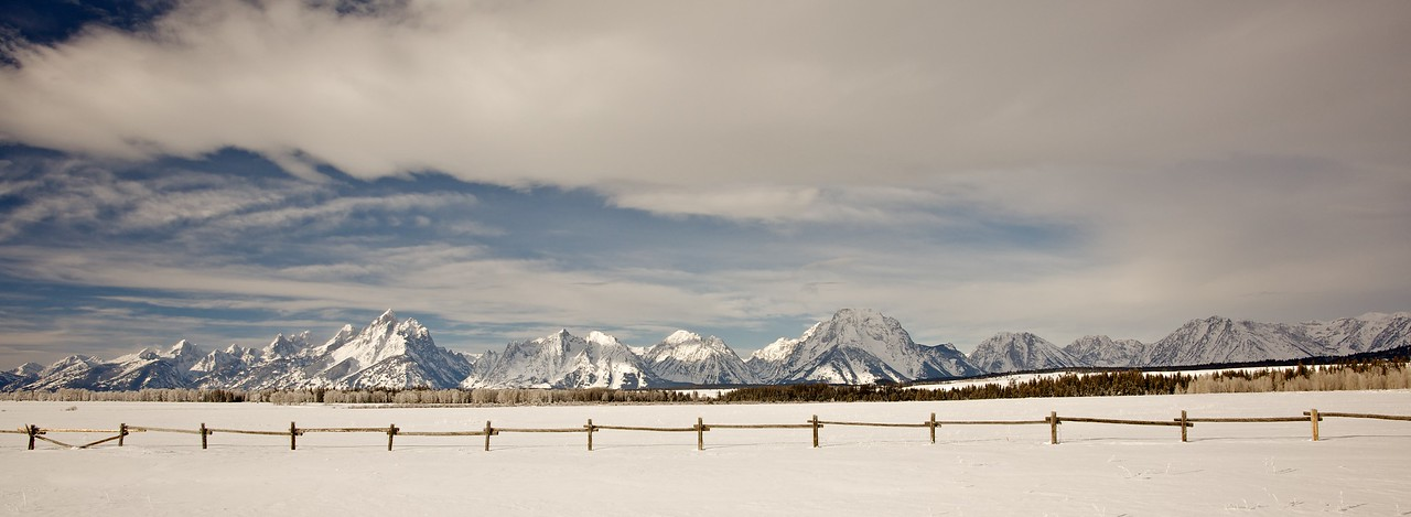 Tetons 2009 - panorama