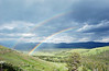 Rainbow, Lamar Valley, Yellowstone