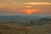 Sunset at Buck Hill