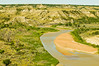 TRND-8020: Little Missouri River at Teddy Roosevelt NP