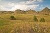 TRND-8002: Buttes at Teddy Roosevelt NP