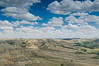 TRND-8068: Badlands clouds near Medora, ND