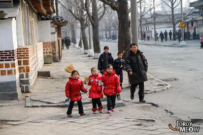 Children in DPRK