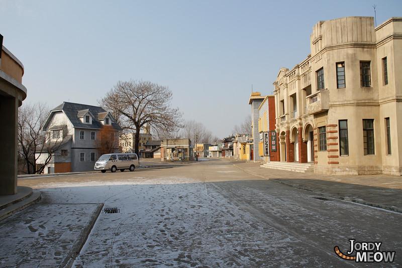 Pyongyang Film Studios