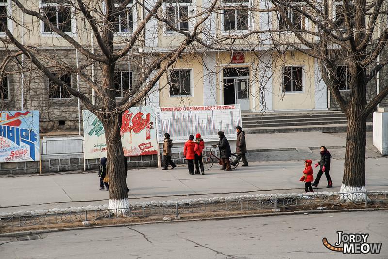 Trip in North Korea