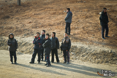 Trip in North Korea