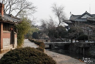 Village in DPRK