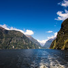 milford sound, fiordland, south island