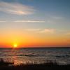 4-13-2021: SUnset, Ocracoke Island