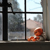 Baby in the window, Swannanoa