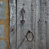 Blacksmith Shop door, Cyrus McCormick Farm