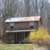 Old house, somewhere in Rockbridge County. I think