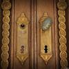 Door handles, Swannanoa
