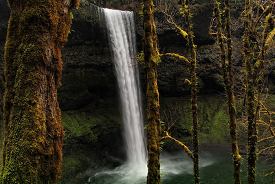 South Falls  Silver Falls State Park Oregon