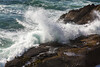 271  Incoming tide and wind make for fantastic wave action back in Depoe Bay