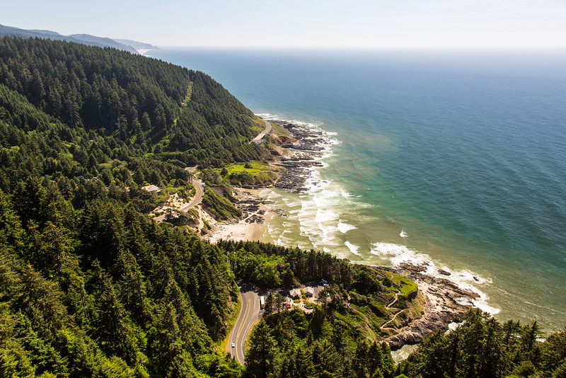 295  Down to Cape Perpetua today