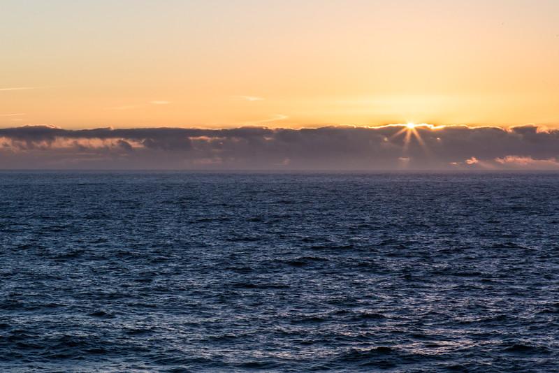 288  Last sunset on the coast