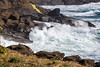 270  Incoming tide and wind make for fantastic wave action back in Depoe Bay