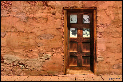 Calico Doorway Calico CA
