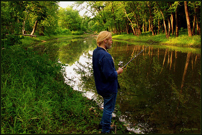 Gone Fishing  Wheatfield Indiana