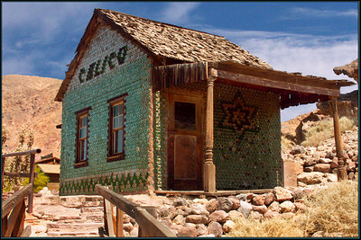 The Bottle House Calico CA