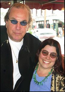 Jill and Danny Aiello Hobokon NJ