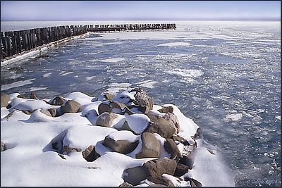 Ashland Harbor #2 Lake Superior Wisconsin