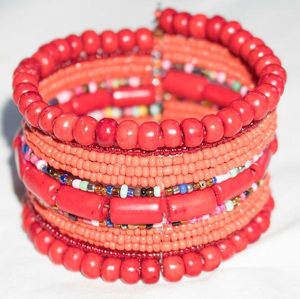 South Africa Bead Bracelet    $7.00