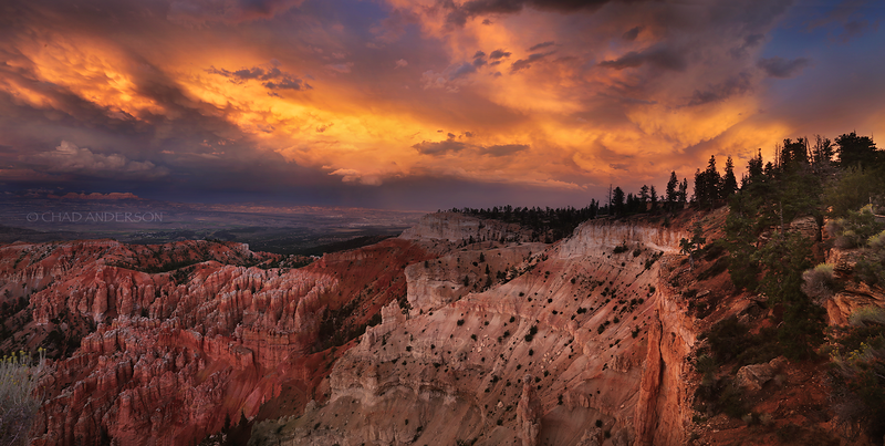 Dragon Sky at Bryce Canyon