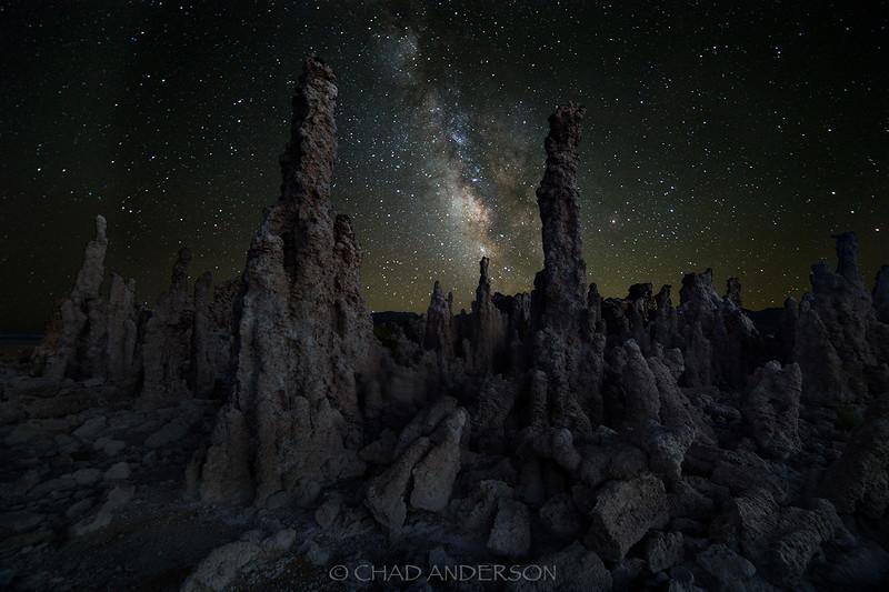 Towers of Mono