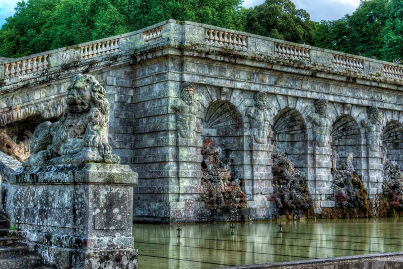 Vaux le Vicompte