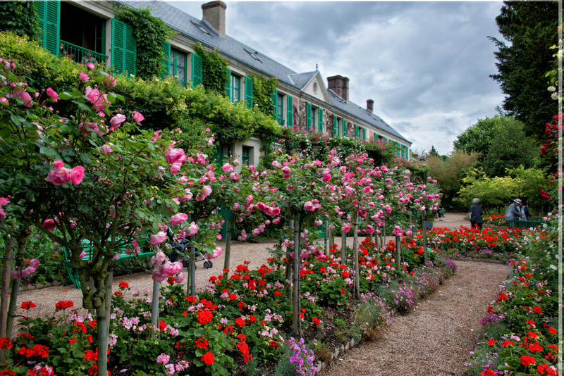 Monet's home, Giverney