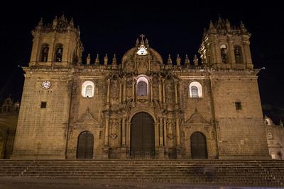 La Catedral Cuzco