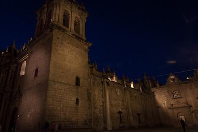 La Catedral, Cuzco