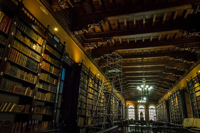 Dominican Library- Lima