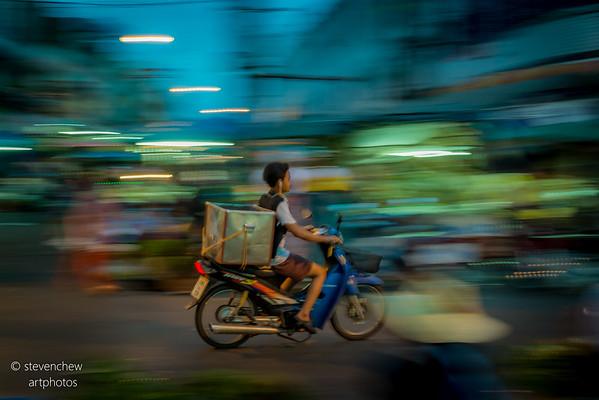 Hatyai street market