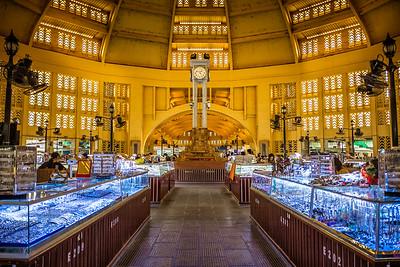 Phsar Thmey, Central Market