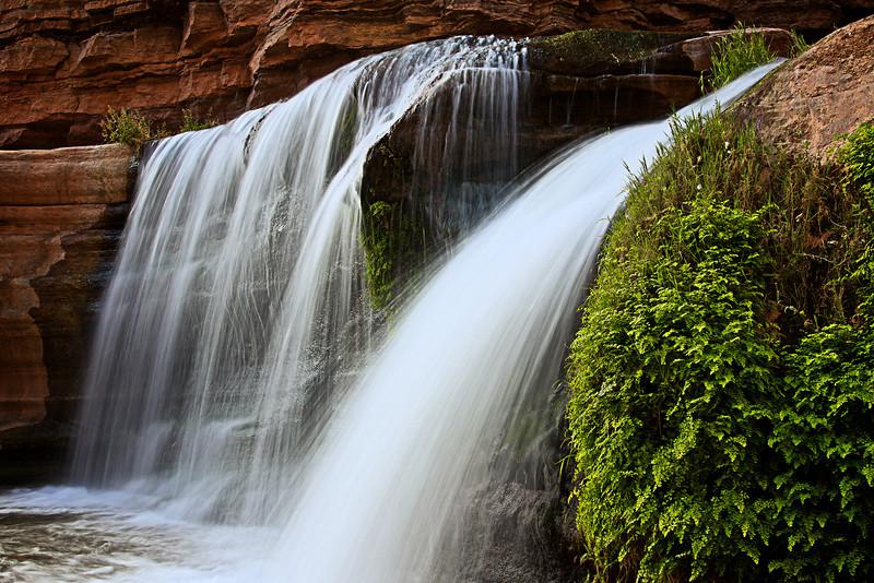 Falls Deer Creek Patio