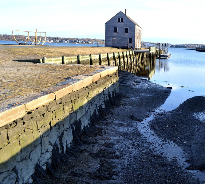 Pickering Wharf, Salem, MA