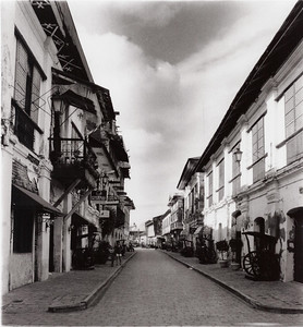 Vigan City street