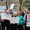 2-25-16: Affordable Care Act rally, Harrisonburg, VA