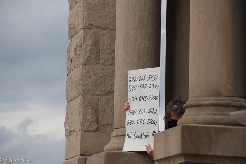 2-25-16: Affordable Care Act rally, Harrisonburg, VA