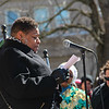 Harrisonburg's International WOman's Day March,