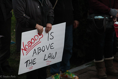 No one is Above the Law