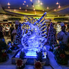 Ice Carving - Sweet Delights Buffet