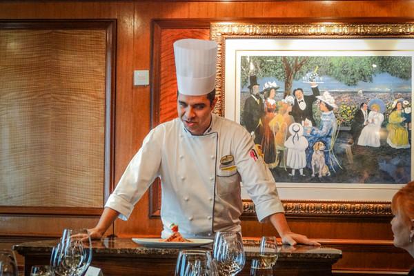 Armando Ferman - Chef's Table