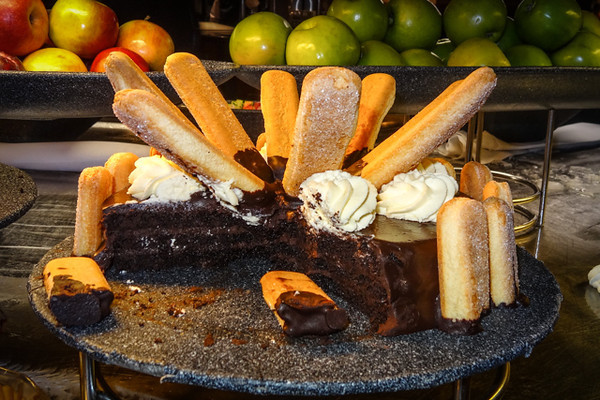 Sweet Delights Buffet