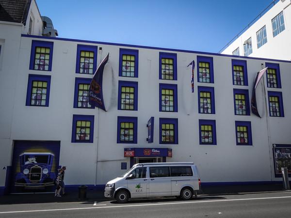 Cadbury Factory - Dunedin