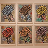 Six Roses, Daniel  Baechler