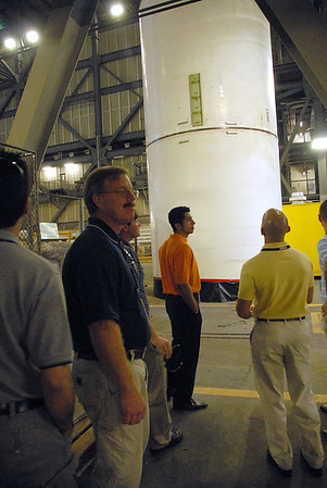 STS-129 (KSC Tour) 2009